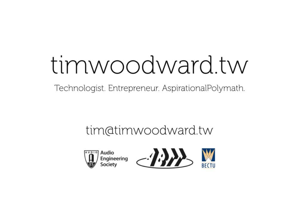 Tim Woodward | Pressimply Work